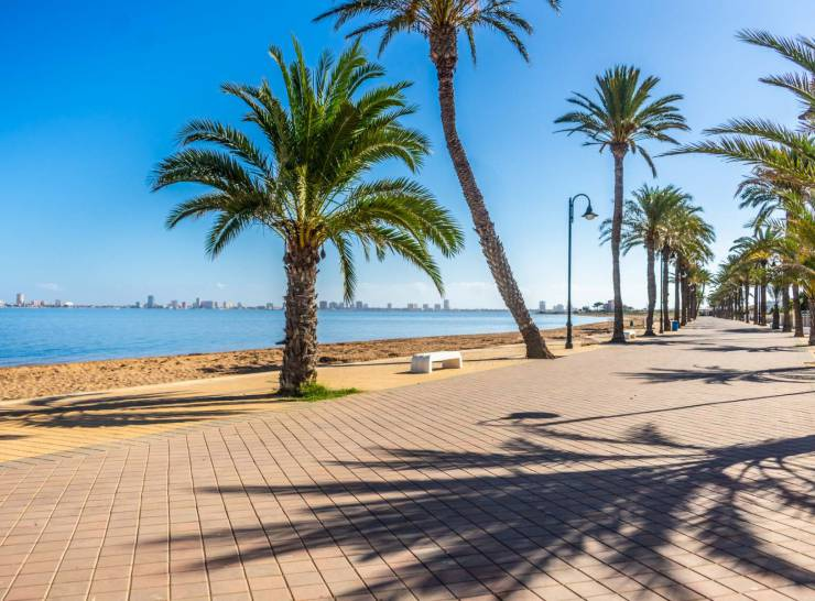 New Build Properties for sale in Costa Calida & Murcia