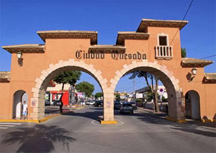 Ciudad Quesada, Costa Blanca - Guide de localisation des propriétés neuves à vendre