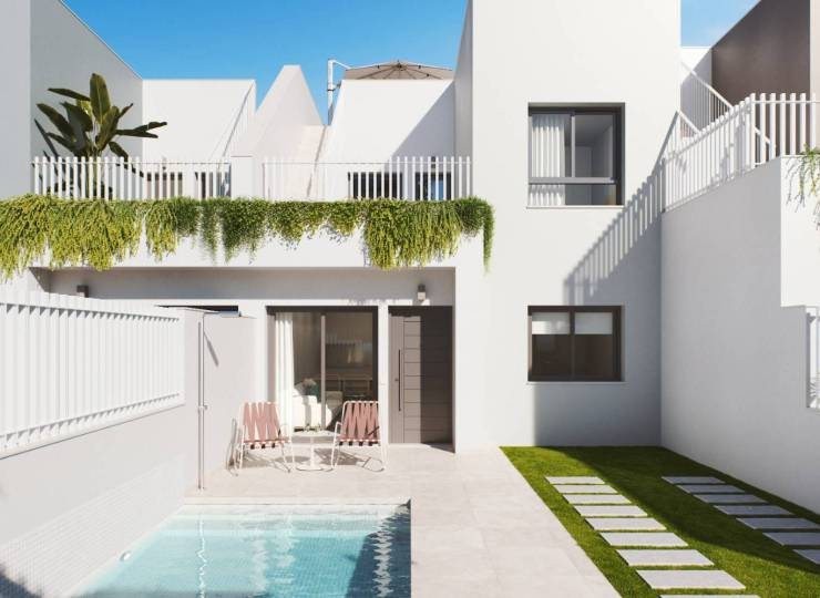 ​New Build Properties for sale in Costa Calida & Murcia
