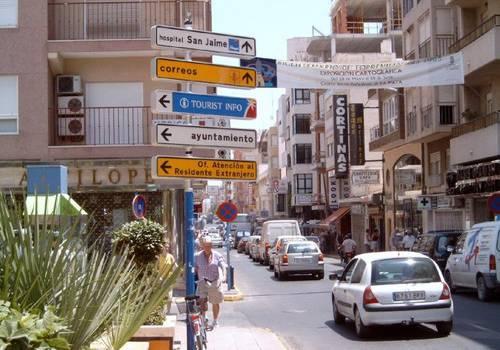 Torrevieja, Costa Blanca - Guide de localisation des propriétés neuves à vendre