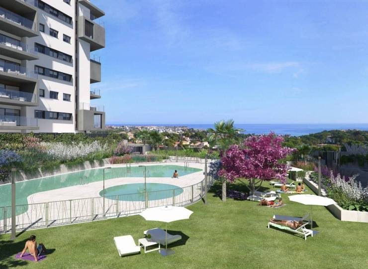 Residencial-Sea-Gardens-Campaomor-Costa-Blanca-For-Sale