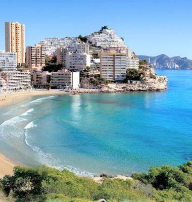 Finestrat Costa Blanca North Property