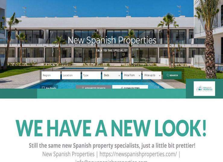 ​New Build Properties for sale on Costa Blanca, Costa Calida and the Costa del Sol